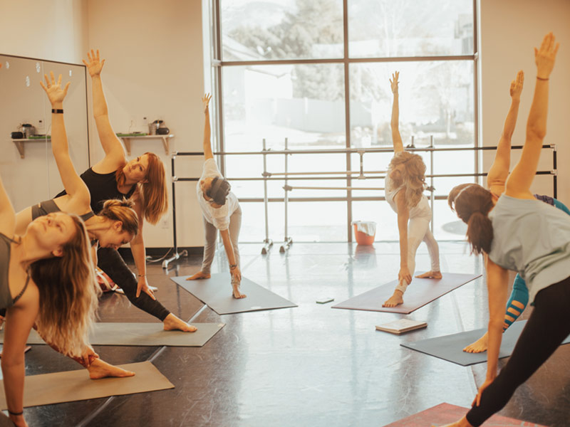 200-hour yoga teacher training Utah